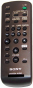 Replacement remote control for Sony RM-SCU37B AUDIO SYSTEM