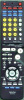 Replacement remote control for Denon AVR-1604
