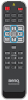 Replacement remote control for BenQ MW724