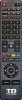 Erstatnings-fjernbetjening til  Tokai TTE-24D1814K