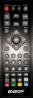 Replacement remote control for Edision PROTON