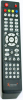Replacement remote control for Xtreamer SIDEWINDER3