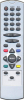 Erstatnings-fjernbetjening til  Telefunken TSFHD2300B
