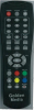 Replacement remote control for Golden Interstar T-BOX815PVR