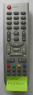 Replacement remote control for Dyon GALAXY HD-SAT