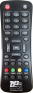 Replacement remote control for Best Buy EASY HOMEPAGE DVB-T FLIP