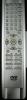 Erstatnings-fjernbetjening til  Amstrad RC2540