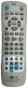 Replacement remote control for Irradio DVC-RX910