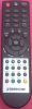 Replacement remote control for Freecom MEDIA PLAYER II