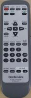 TECHNICS EUR646467 Mando a distancia de repuesto