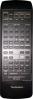 Replacement remote control for Technics SU-X102