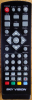 Replacement remote control for Sky Vision T2202HD