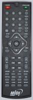 Pamalit na remote control para sa Vr DV-412MKV