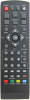 Replacement remote control for Digital TV BOX HD72