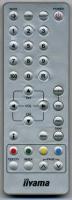 IIYAMA PROLITE C510T Replacement remote control