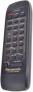 Replacement remote control for Panasonic EUR643800