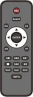 Replacement remote control for Tvt TYPE2(SMALL)
