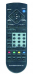 Replacement remote control for Argentina 4202-1TV JVC