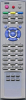 Replacement remote control for Gericom GTV2610