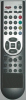 Replacement remote control for Hisense PHD5039EU