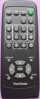 Náhradné diaľkové ovládanie pre 3m MP7640I