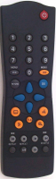 Controlo remoto de substituição para Yamaha 5510