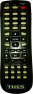Replacement remote control for Amstrad DX3092