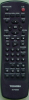 Replacement remote control for Toshiba SD-1200