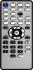 Replacement remote control for Verbatim MEDIASTATION PRO750GB