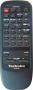 Replacement remote control for Technics SA-EX120