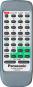 Replacement remote control for Panasonic SA-AK18CD STEREO