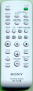 Replacement remote control for Sony MHC-EC78