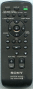 Replacement remote control for Sony RM-AMU009