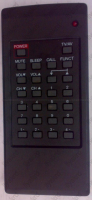Replacement remote control for Zx CE3748-01
