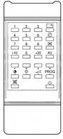 Erstatningsfjernkontroll for Samsung 25T1
