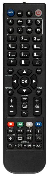 Samsung HT-F5200 Genuine Original Remote Control