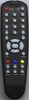 Replacement remote control for FTE Maximal IRD400