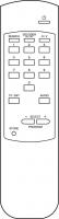 Alat kawalan jauh gantian untuk Classic IRC IRC83022