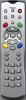 Replacement remote control for Audioline RC33STB