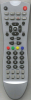 Replacement remote control for Acoustic Solutions DV600