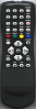 Replacement remote control for Finlux VR6550