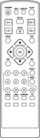 Ersättande fjärrkontroll till Vestel M-523