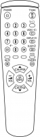 Replacement remote control for JVC AV-29BH11ENS