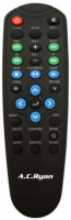 Replacement remote control for AC Ryan ACRPV73500