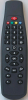 Replacement remote control for Nova PANASAT OLD