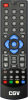 Replacement remote control for Cgv 1T-2