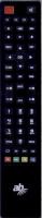 Ersättande fjärrkontroll till Abcom CRYPTOBOX400HD MINI