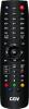 Replacement remote control for Cgv PREMIO SAT HD-W2