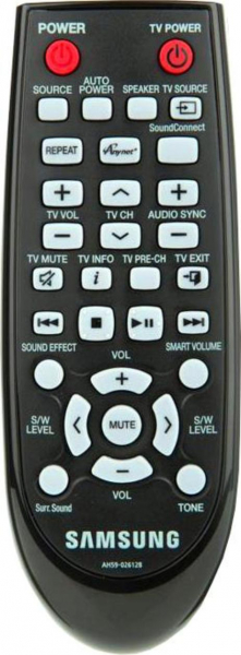 Replacement remote control for Samsung HW-H551