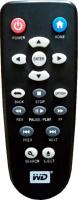 WESTERN DIGITAL WD HD TV LIVE 代わりのリモートコントロール